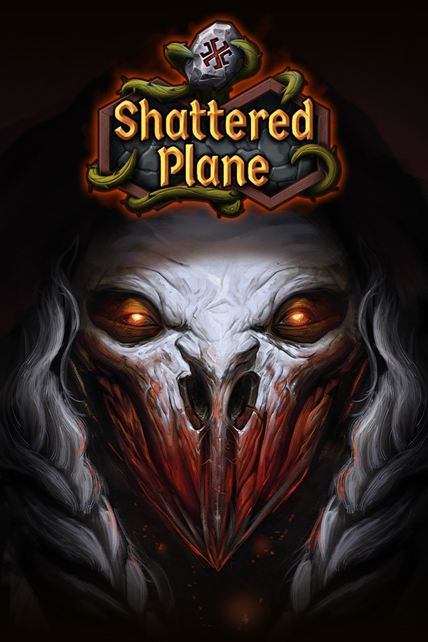 Shattered Plane Poster