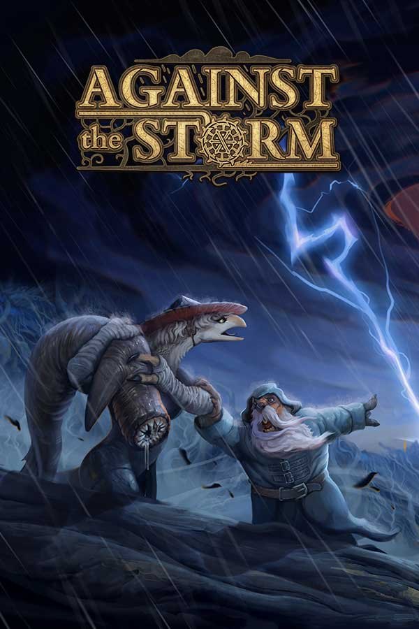 Against the Storm Poster