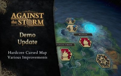 Demo Update – Hardcore Cursed Maps, No-Pause Modifier, and more!